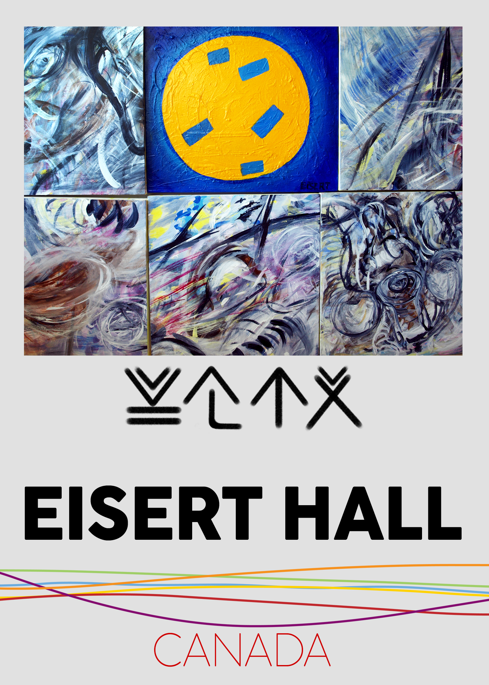 Eisert-Hall - Her Projects and her Words