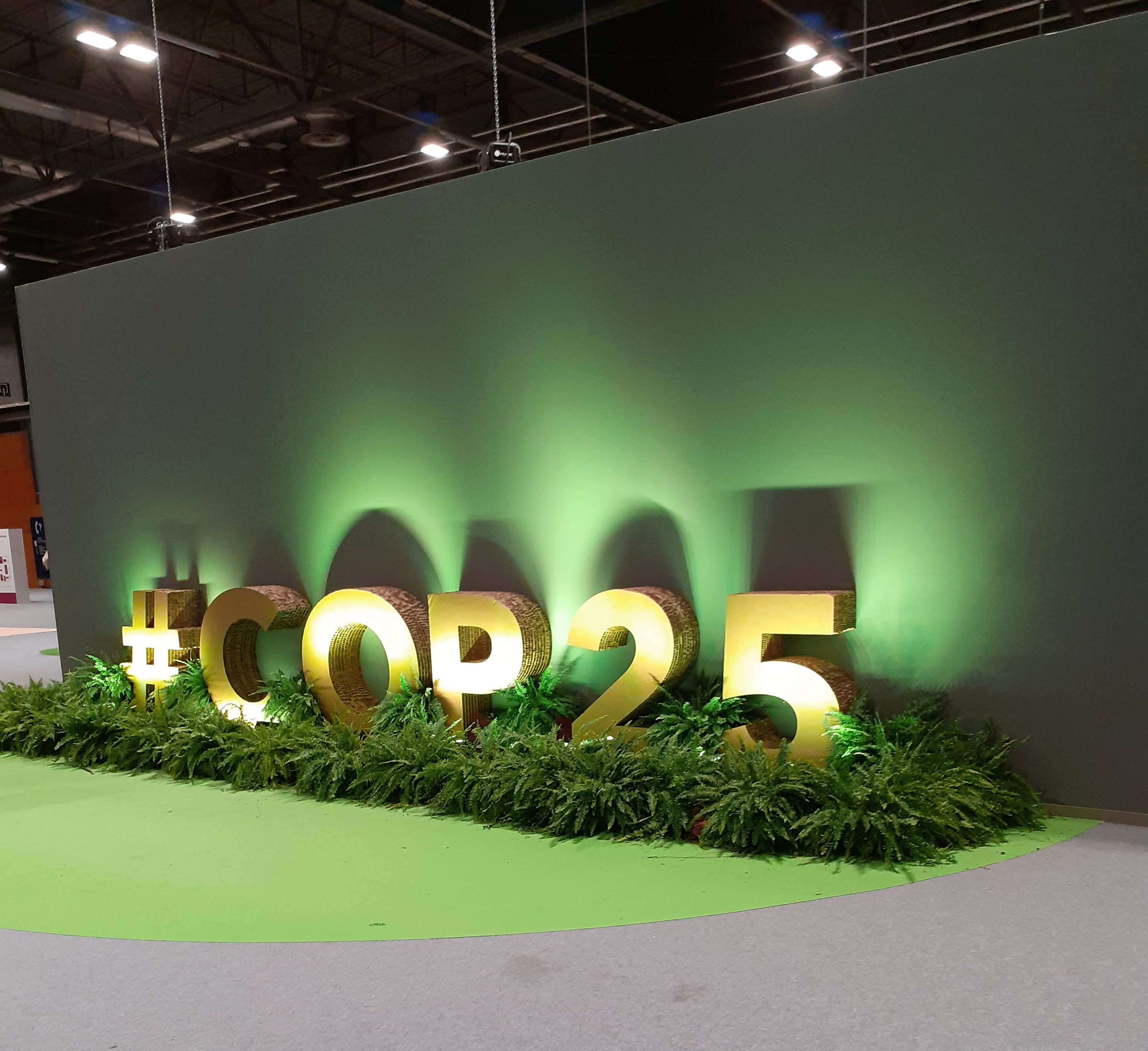 COP25 - Madrid and Chile